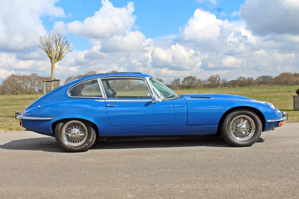 1973 Jaguar E-Type Series 3 2+2 For Sale (picture 7 of 10)