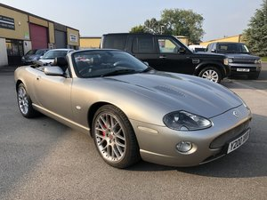 2005 Jaguar XKR-S 4.2 V8 Supercharged 2dr Convertible