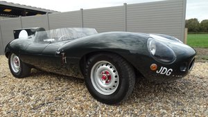 1967  (E) Jaguar D TYPE evocation