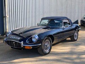 1972 Jaguar E Type S3 V12 Roadster - SOLD SOLD