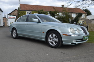 1999 Jaguar S Type SE SOLD