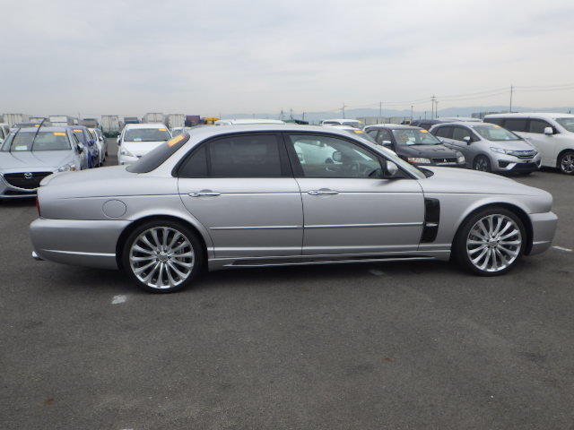 2003 Jaguar XJR 4.2 Supercharged 48k miles full WALD body styling For Sale (picture 2 of 6)