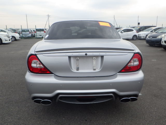2003 Jaguar XJR 4.2 Supercharged 48k miles full WALD body styling For Sale (picture 4 of 6)