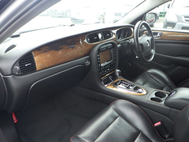 2003 Jaguar XJR 4.2 Supercharged 48k miles full WALD body styling For Sale (picture 6 of 6)
