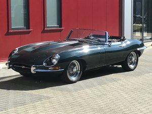 1968 Very nice Jaguar E-type 4.2 Roadstre (LHD) For Sale