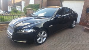 2013 Jaguar XF Very low mileage, 2 owners from new For Sale