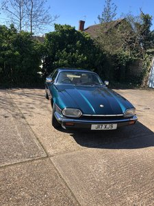 1992 Jaguar xjs  4.0