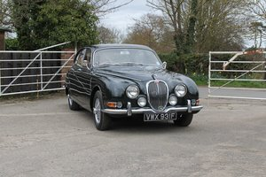 Jaguar S-Type, Low Mileage, Full History