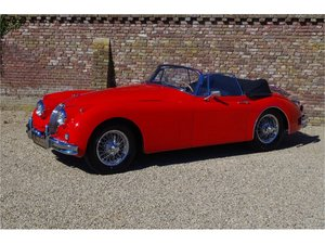 1960 Jaguar XK 150 DHC Matching Numbers, Power steering For Sale