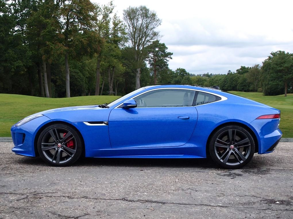 2016 Jaguar  F-TYPE  3.0 V6 SUPERCHARGED BRITISH DESIGN EDITION A For Sale (picture 2 of 6)