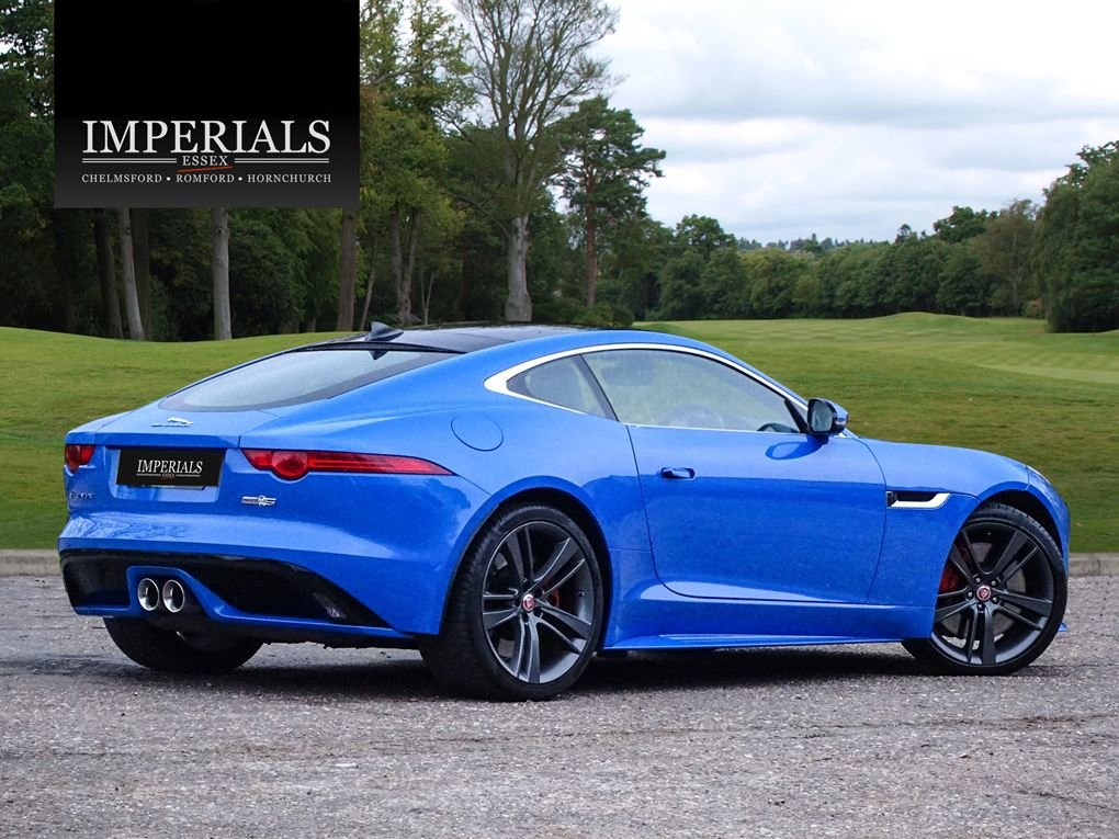 2016 Jaguar  F-TYPE  3.0 V6 SUPERCHARGED BRITISH DESIGN EDITION A For Sale (picture 4 of 6)