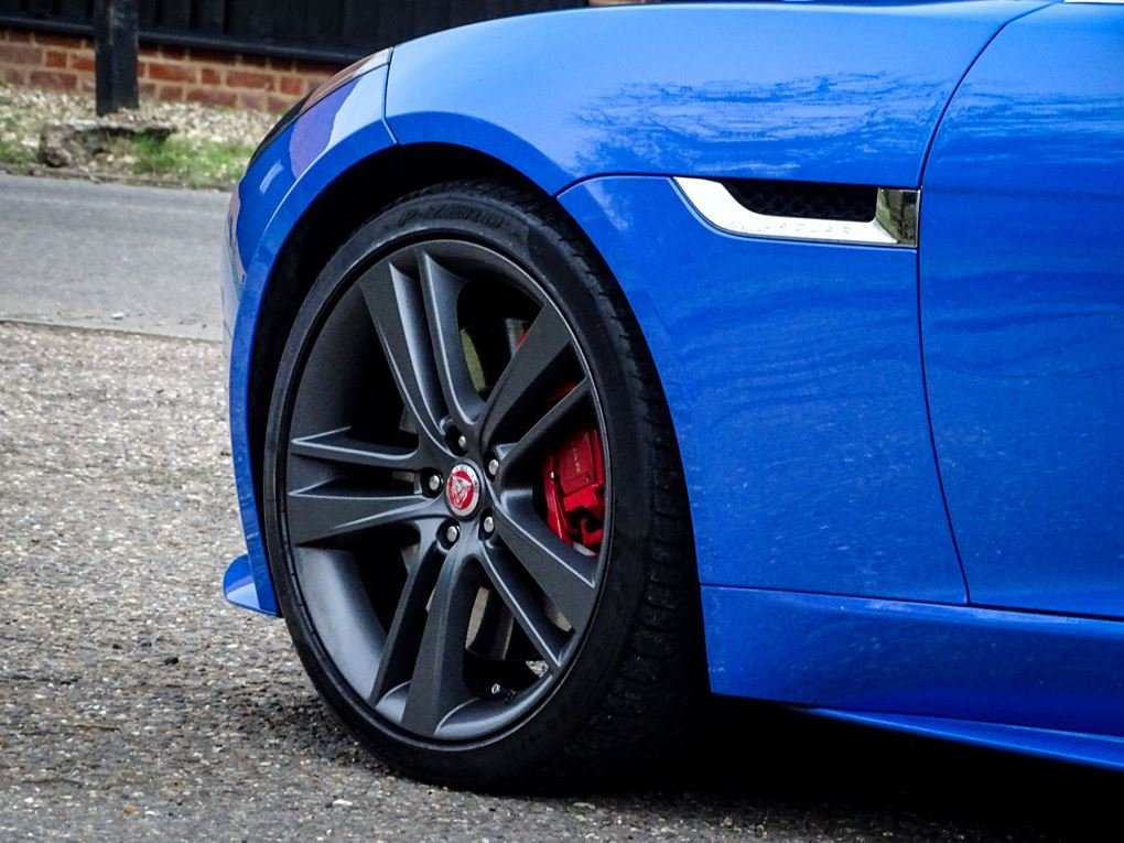 2016 Jaguar  F-TYPE  3.0 V6 SUPERCHARGED BRITISH DESIGN EDITION A For Sale (picture 5 of 6)