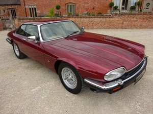 JAGUAR XJS 4LTR COUPE AUTO FACELIFT 1992 34K MLS 1 OWNER  For Sale