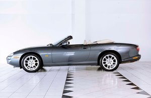 1997 Jaguar XK8 Convertible only 72040 miles Stunning For Sale