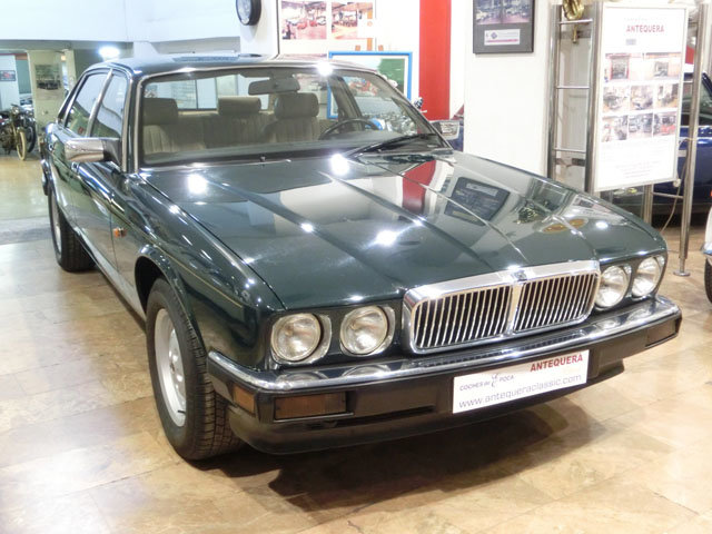 JAGUAR XJ6 3,2 (XJ40) - 1991 For Sale (picture 1 of 6)