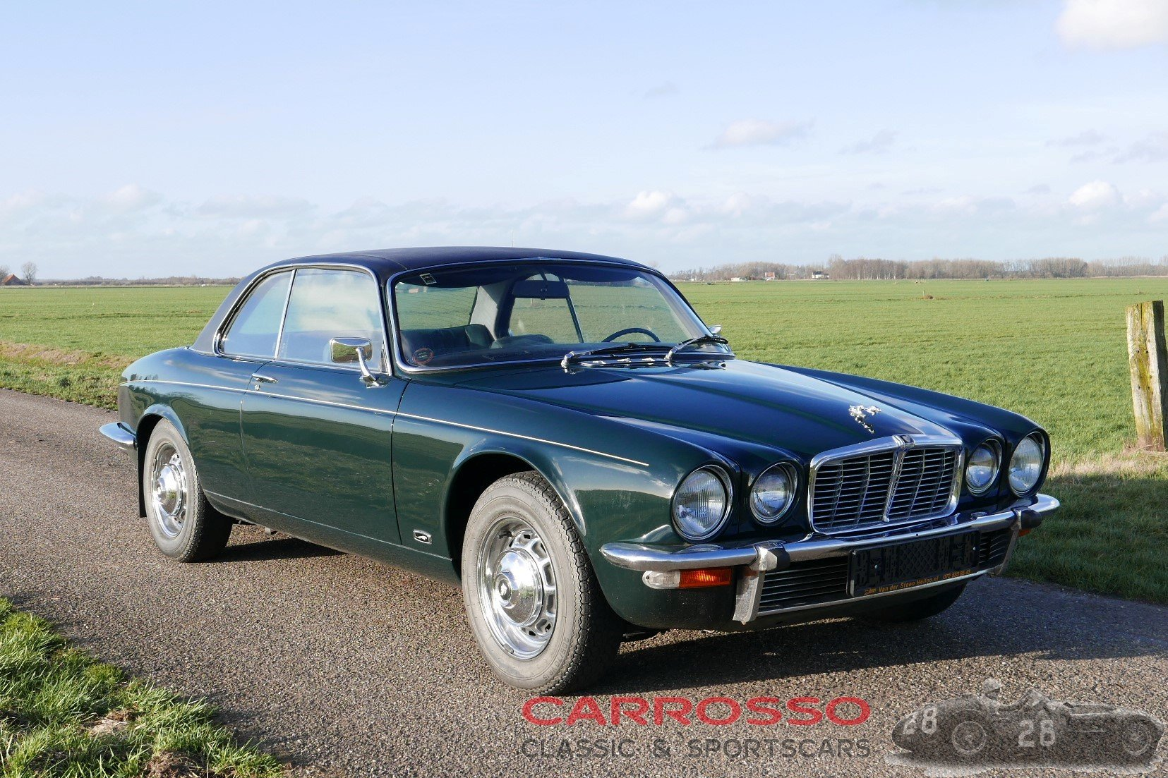 1975 Jaguar XJ6 4.2 C in good condition For Sale   Car And Classic