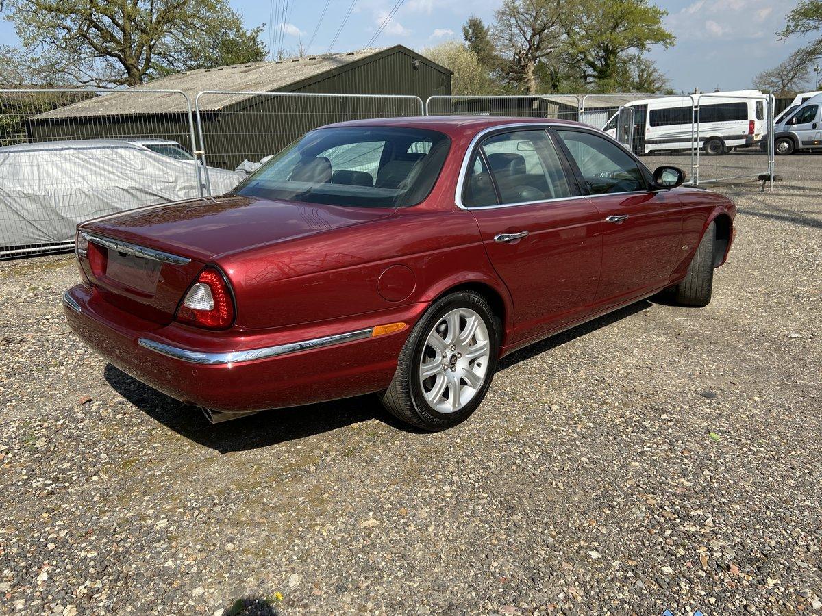 Jaguar X356 3.5 V8 Petrol LEFT HAND DRIVE 2006 For Sale (picture 2 of 6)