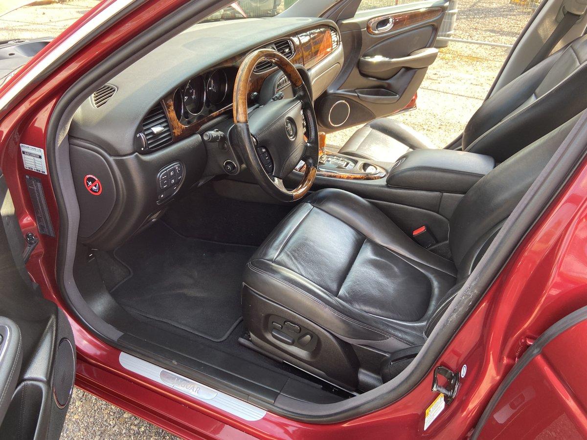 Jaguar X356 3.5 V8 Petrol LEFT HAND DRIVE 2006 For Sale (picture 4 of 6)