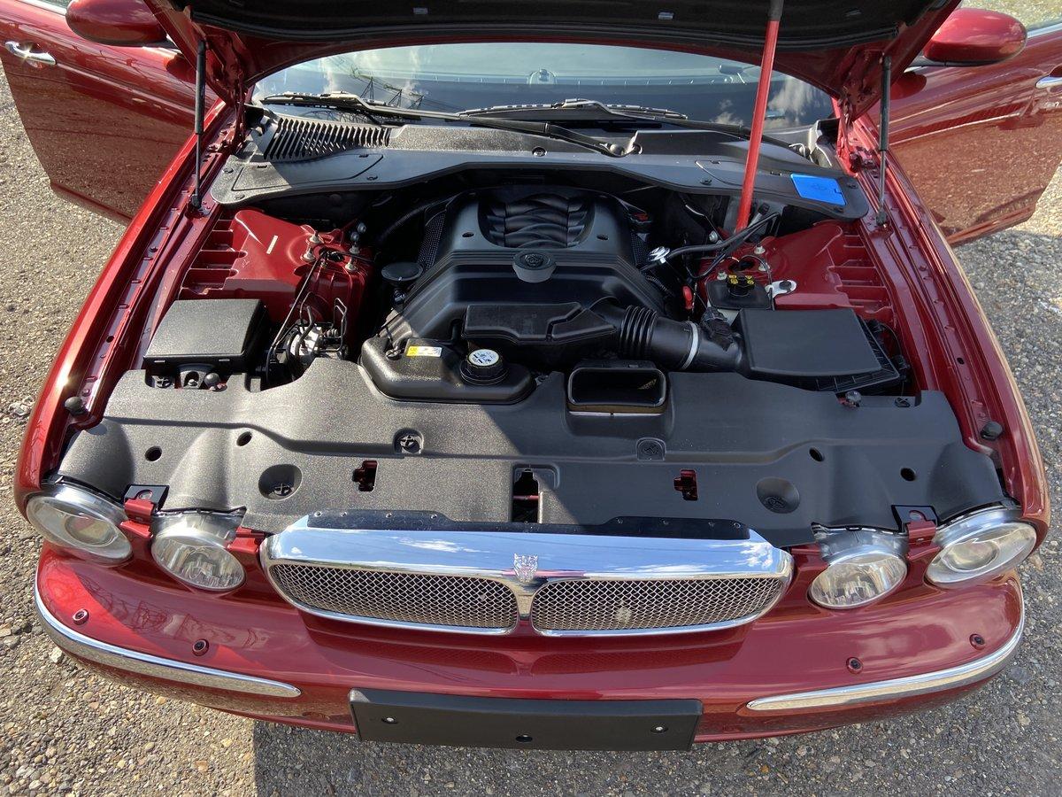 Jaguar X356 3.5 V8 Petrol LEFT HAND DRIVE 2006 For Sale (picture 6 of 6)