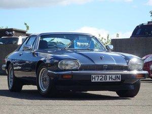 1990 1991 Jaguar XJS 3.6 Auto 72K + Service History For Sale