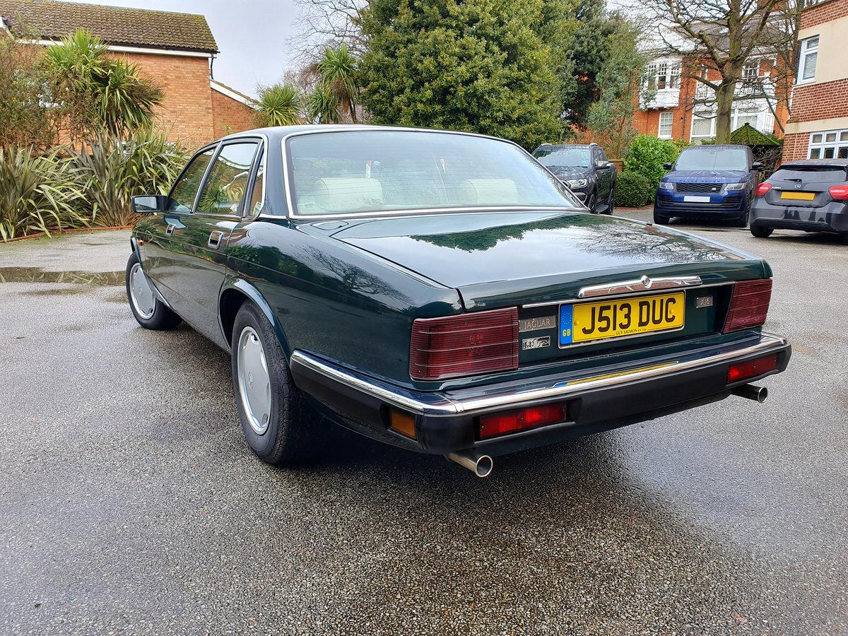 1992 Jaguar XJ6 3.2 Auto XJ40 in Brooklands Green For Sale ...