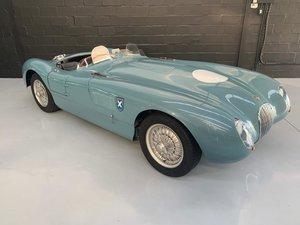 1954 Jaguar C-Type Replica