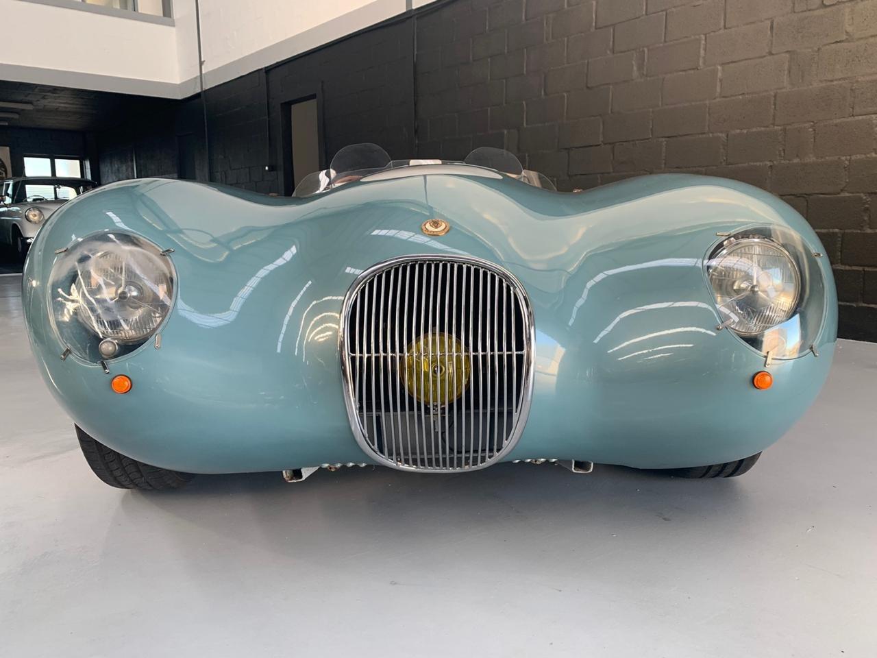 1954 Jaguar C-Type Replica For Sale (picture 2 of 6)