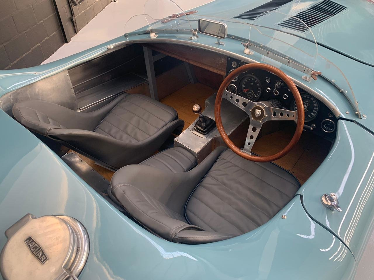 1954 Jaguar C-Type Replica For Sale (picture 3 of 6)
