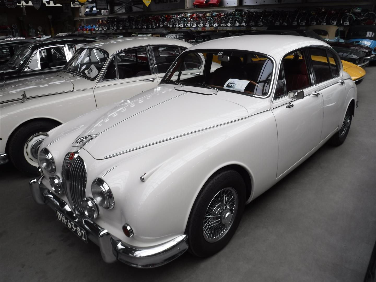 Jaguar MK2 1967 For Sale (picture 1 of 6)