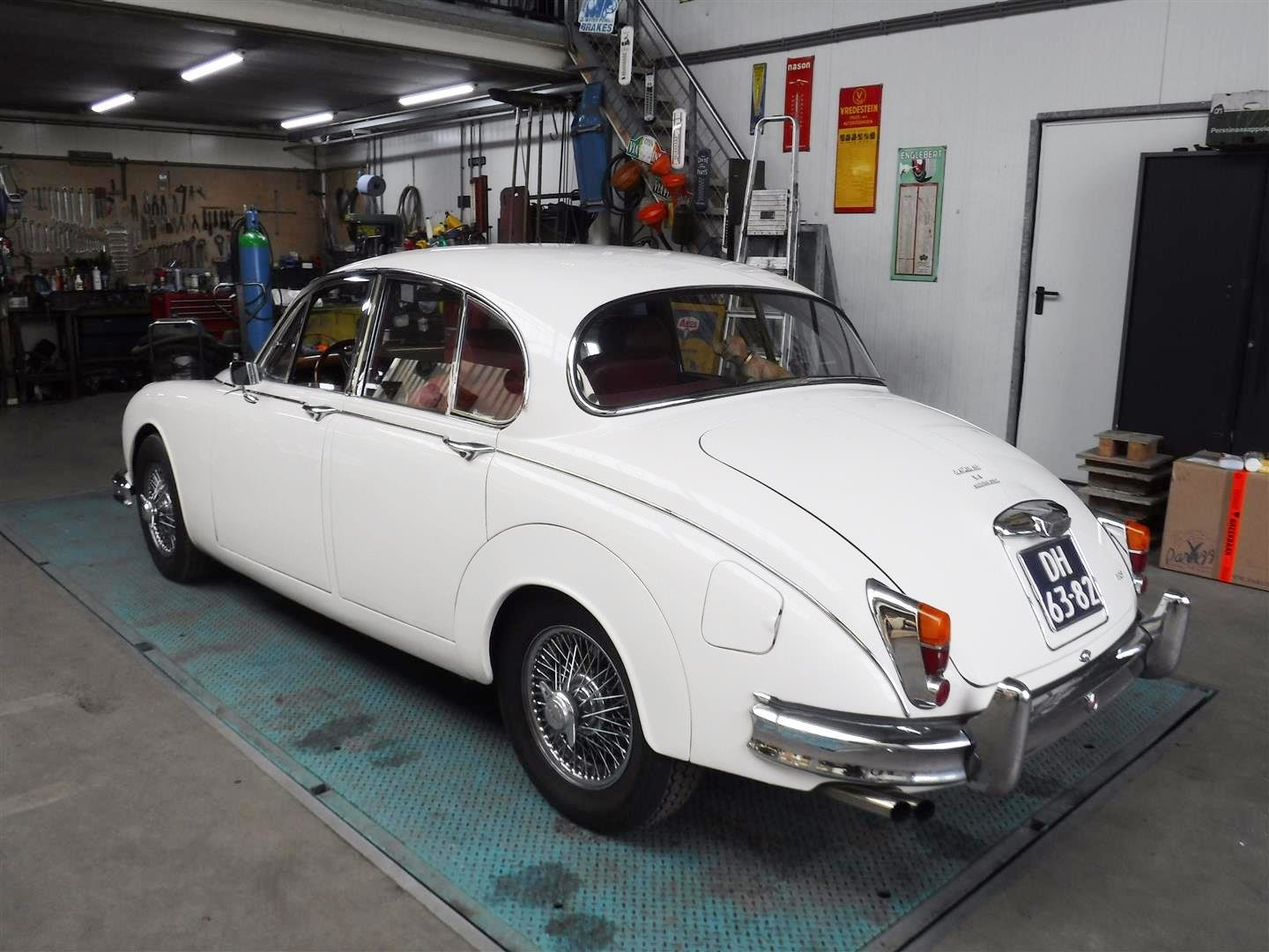Jaguar MK2 1967 For Sale (picture 6 of 6)