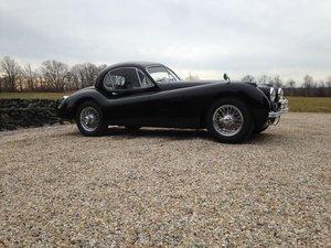 1953 Jaguar XK 120 FHC Concours For Sale