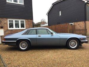 1989 Jaguar 3.6 XJS Auto For Sale