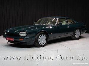 Jaguar XJR-S Coupé 6.0 V12 '92 CH4484