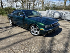 2003 Jaguar XJR Super V8 SWB 52k miles and amazing