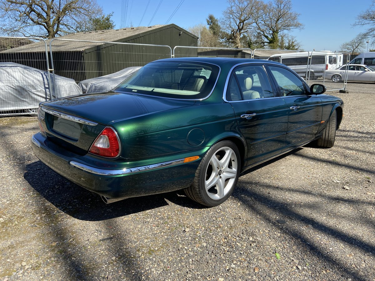 2003 Jaguar XJR Super V8 SWB 52k miles and amazing For Sale (picture 2 of 6)