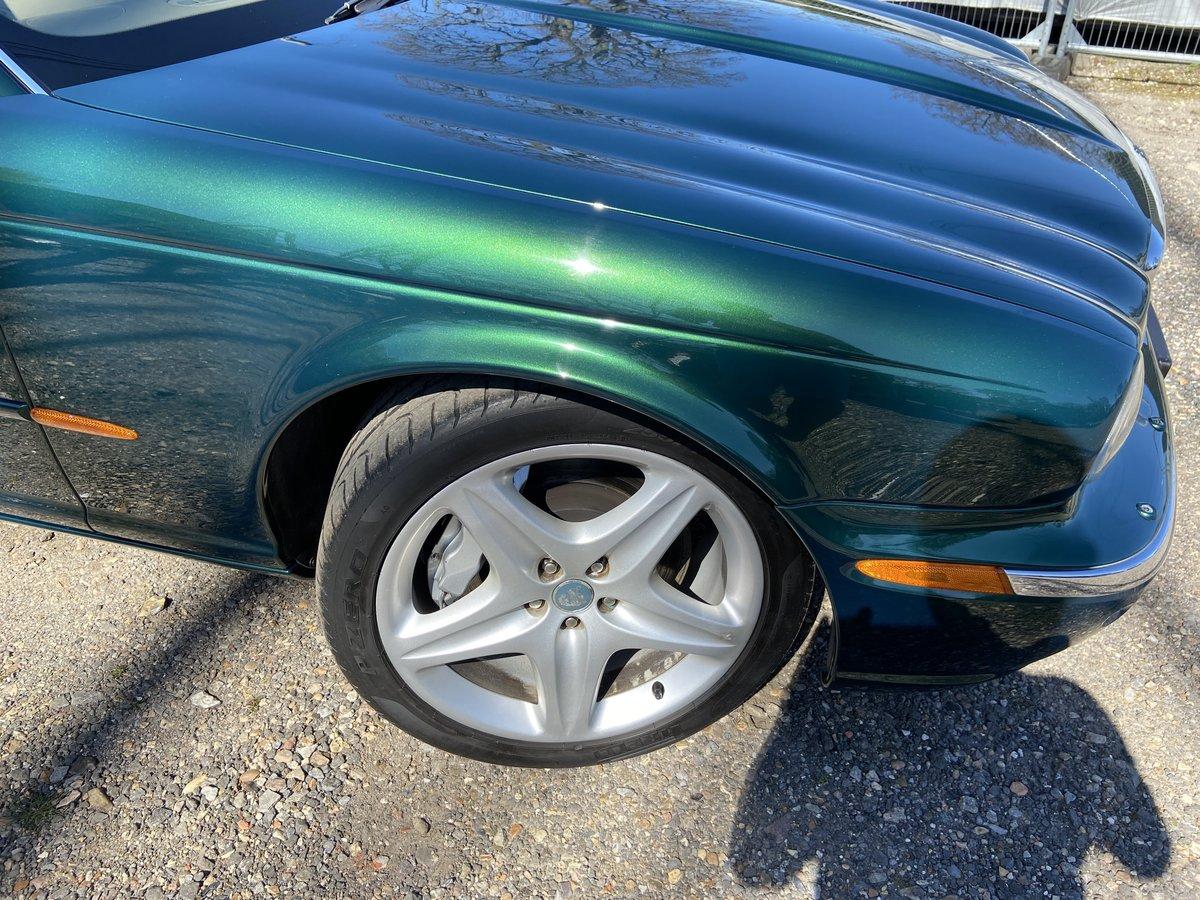 2003 Jaguar XJR Super V8 SWB 52k miles and amazing For Sale (picture 4 of 6)