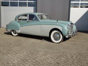 1960 Jaguar MK9 3.8