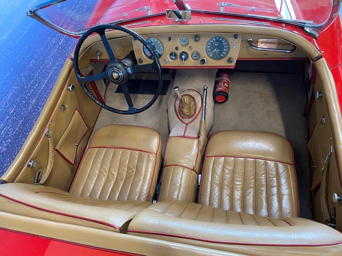 1955 Jaguar XK 140 OTS  For Sale (picture 4 of 6)