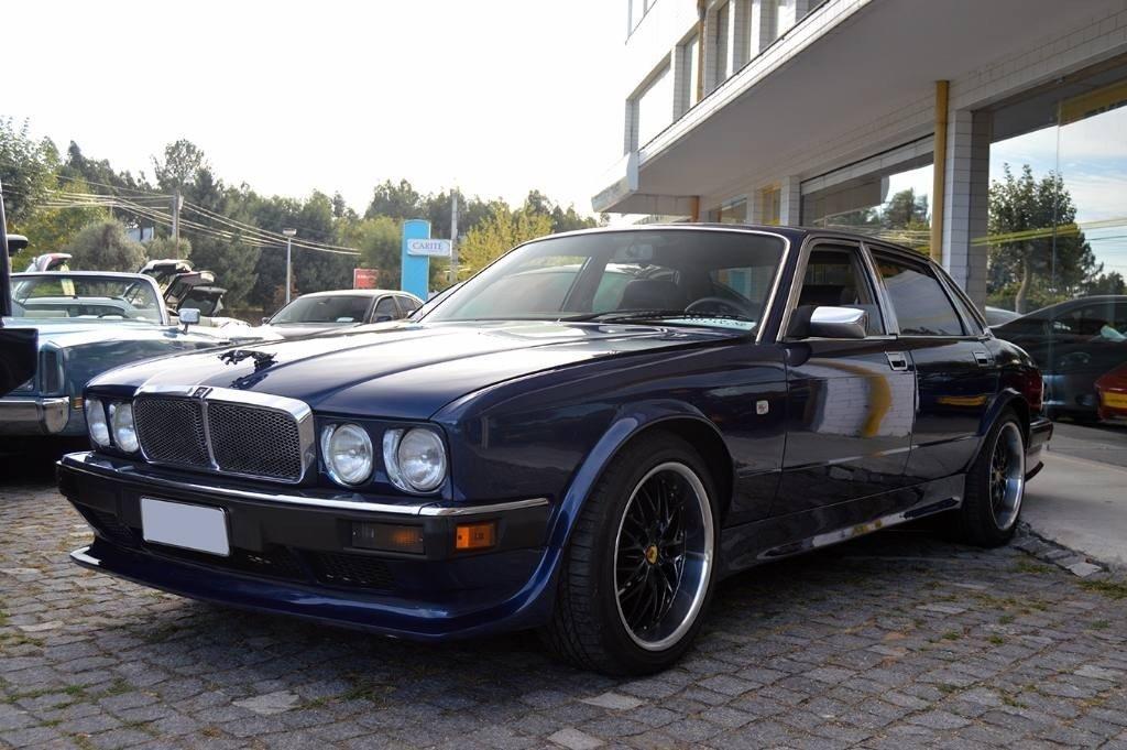 1992 Jaguar XJ40 Arden - Belgian Plates For Sale (picture 1 of 6)