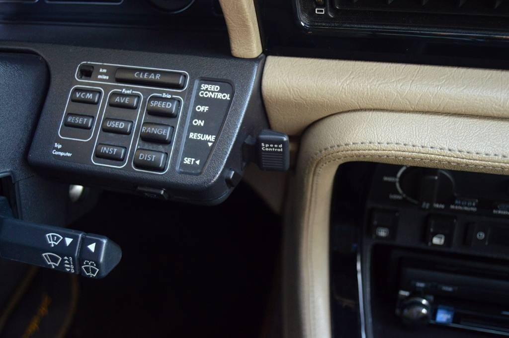 1992 Jaguar XJ40 Arden - Belgian Plates For Sale (picture 6 of 6)