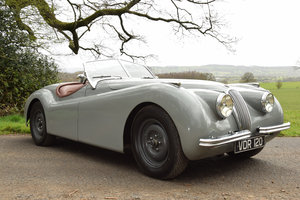 1951 Re-defined XK120 3.8L, 5 speed, Disc brakes  For Sale