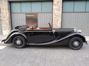 1947 Jaguar mk iv cabriolet good price