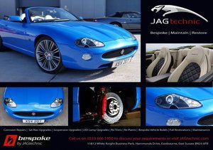 1999 JAGUAR XK8 CONVERTIBLE 4.0 BESPOKE - XK GT8 PACKAGE