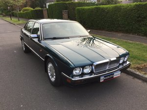 1992 Show Condition Jaguar XJ6 3.2 With Incredibly Low Miles SOLD