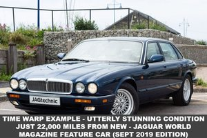 1997 P JAGUAR XJ 3.2 6 EXECUTIVE 4d AUTO 216 BHP For Sale