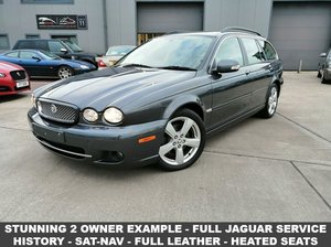 Picture of 2008 58 JAGUAR X-TYPE 2.2 SE 5d ESTATE 155 BHP 2009 MY SOLD