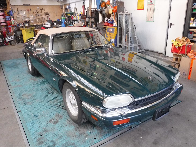 Jaguar XJS convertible 1994 For Sale (picture 1 of 6)