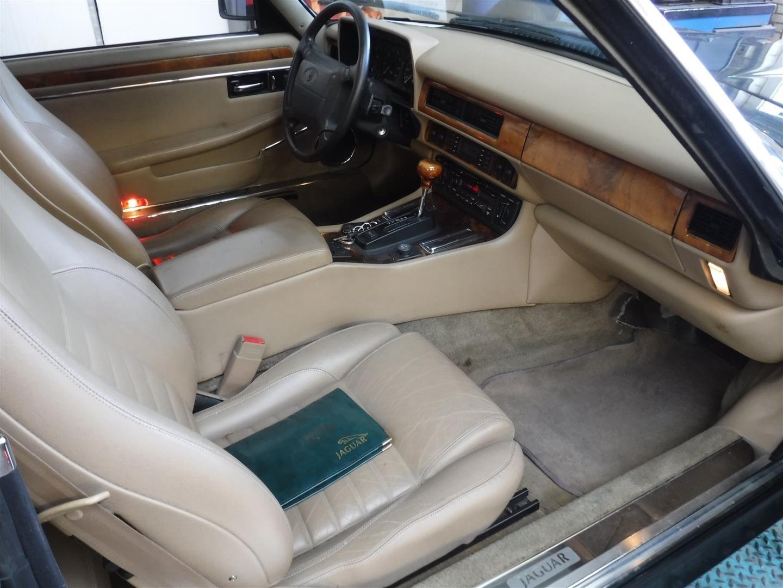 Jaguar XJS convertible 1994 For Sale (picture 3 of 6)