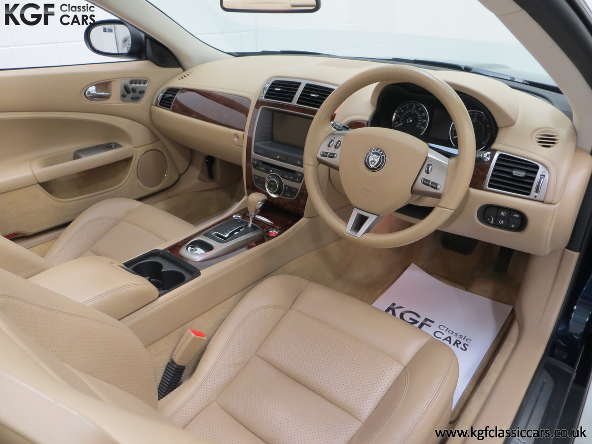 2006 A Jaguar X150 XK 4.2L V8 Convertible with Just 11,869 Miles SOLD (picture 17 of 24)