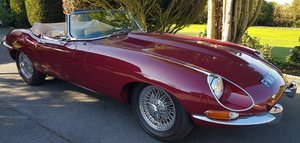 1967 JAGUAR E TYPE 4.2 SERIES 1.25 ROADSTER ( SENSIBLE PRICE ) For Sale